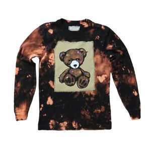 Bleached Teddy Graffiti Tee