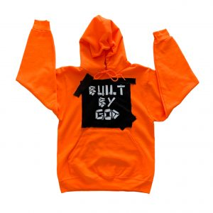 Built By God Hoodie