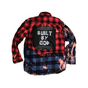 Built By God Reconstructed Flannel